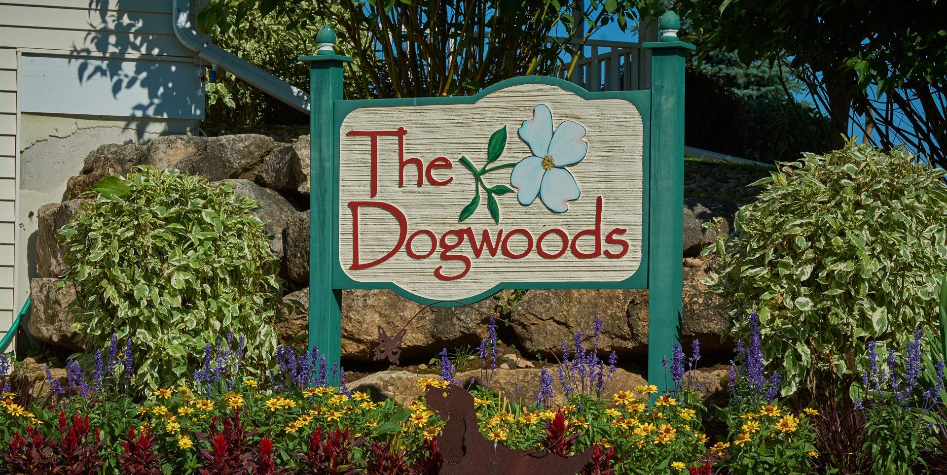 Dogwoods Logo At The Dogwoods Mount Horeb, WI